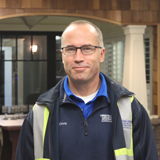 Chris - Assistant Manager at Turkstra Lumber Stoney Creek