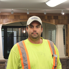 Mike - Warehouse/ Driver at Turkstra Lumber Stoney Creek