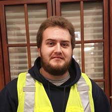 Connor - Counter Staff at Turkstra Lumber Stoney Creek